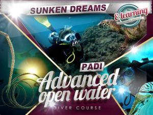 Sunken Dreams PADI Advanced Open Water Diver Course