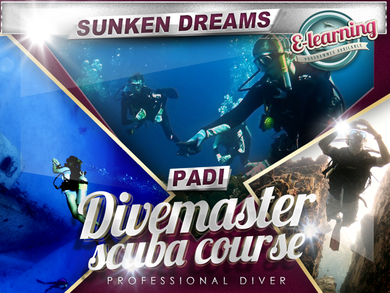 Sunken Dreams Divemaster Pro Course