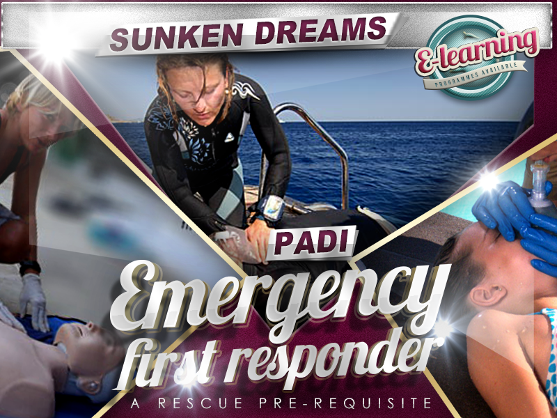 Sunken Dreams Emergency First Responder Course