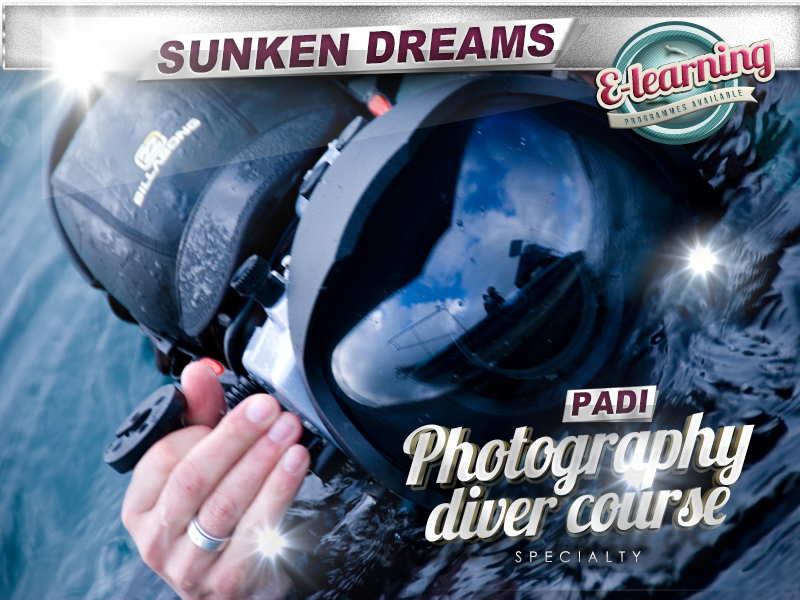 PADI Photography Course: Specialty