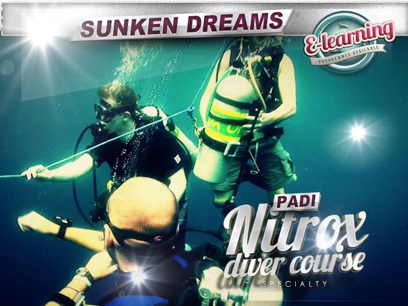 PADI Nitrox Diver Specialty Course