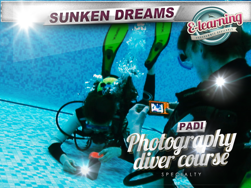 PADI Photography Diver Specialty