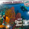 PADI Open Water Diver Certification: Dive the World