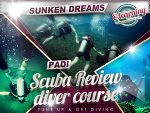 PADI Open Water Diver: Scuba Review / Refresher @ Lord Wandsworth College | Long Sutton | England | United Kingdom
