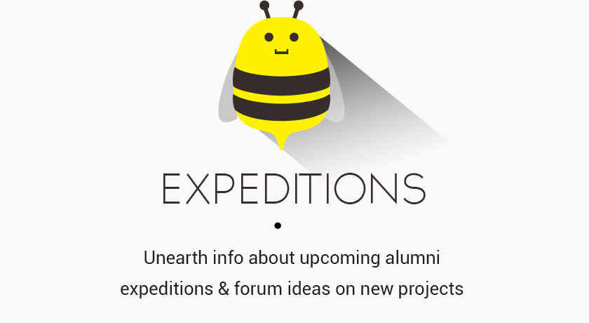 Upcoming Expeditions