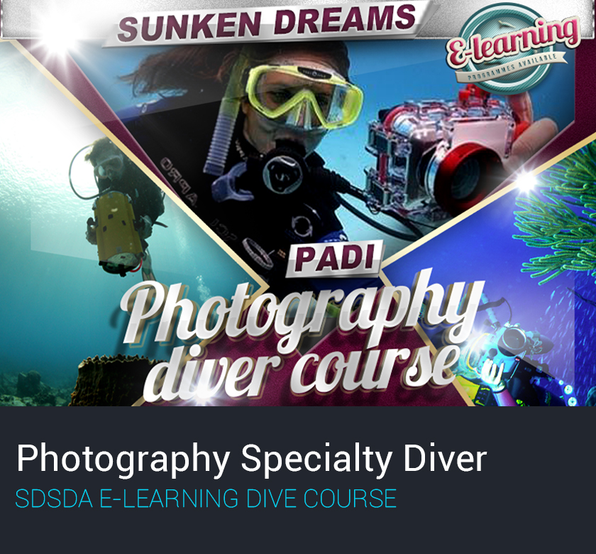 Photography Specialty Diver Course