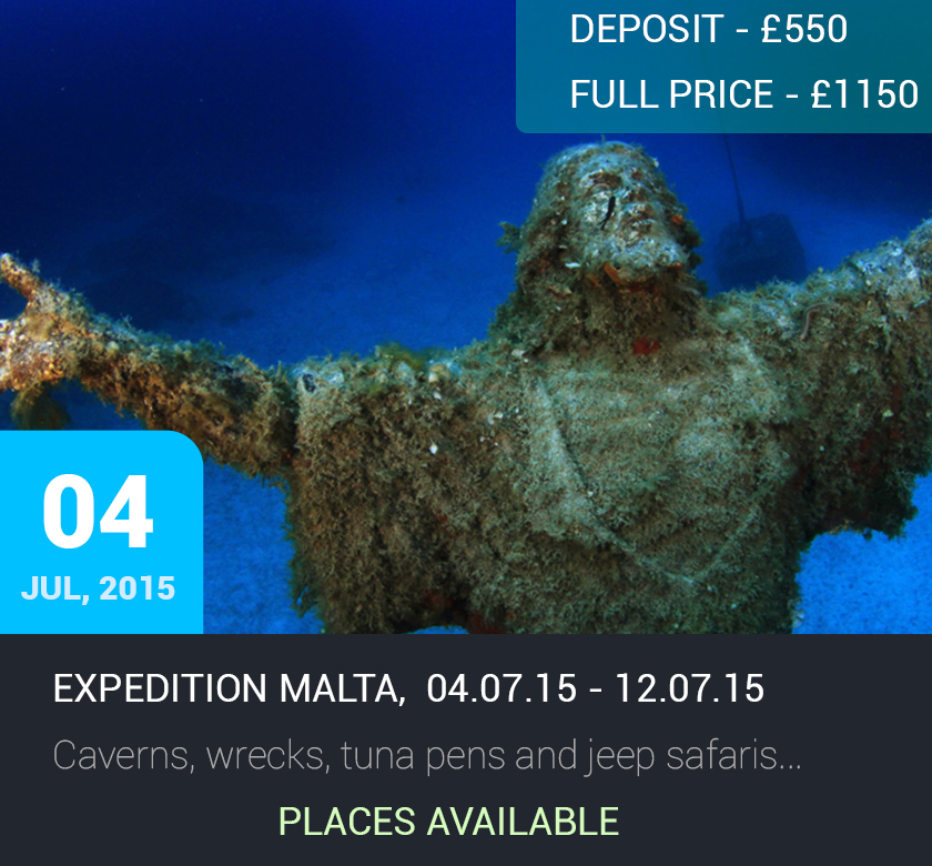 Expedition Malta & Gozo