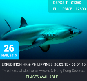 Expedition the Philippines & Hong Kong Sevens @ Malapascua, Cebu | Philippines