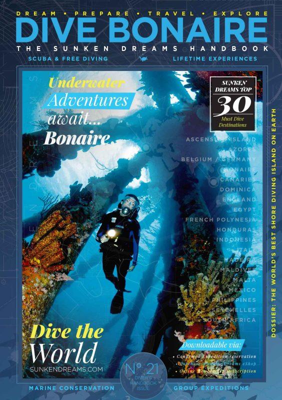 Sunken-Dreams—Handbook-Cover-Poster-Bonaire-10