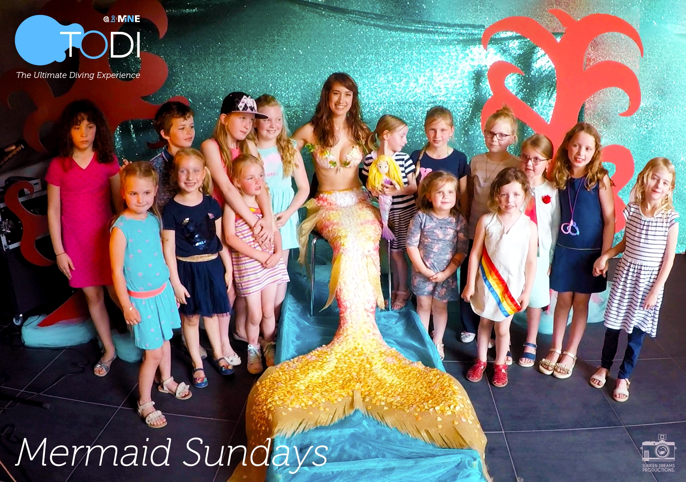 Mermaid-Sunday-Celine-Group-Photo